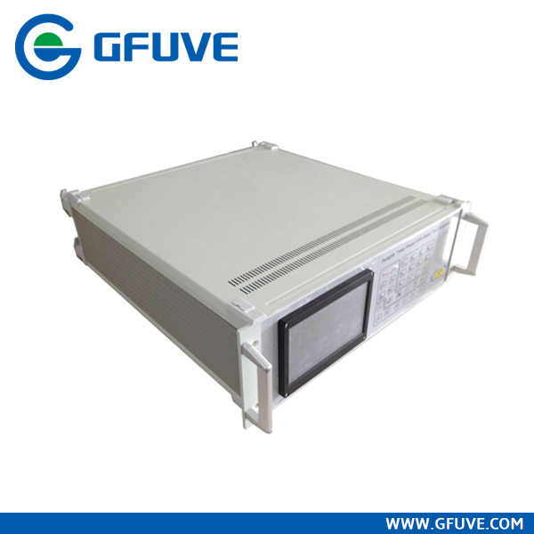 GF302D portable three phase Kwh meter calibrator with high stability