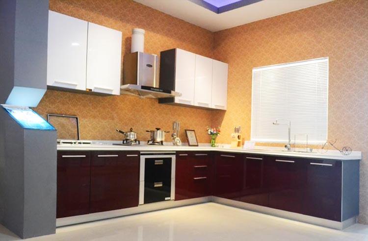 Kitchen Cabinets Karachi intelligent household furniture acrylic kitchen cabinet,kitchen
