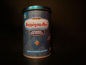 Rajnigandha Pan Masala - Buy Rajnigandha Pan Masala Product on Alibaba com