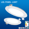 24w led ceiling light 2400lm energy saver solar round led panel light