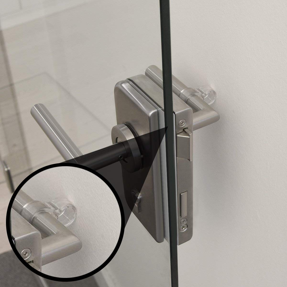 High quality PVC door handle protection with BSCI ISO certification