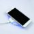 Hot Selling QI Standard Wireless Charger standBlack/White LED Crystal Wireless Phone Charger