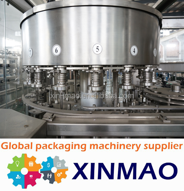 Soft Drink Can Filling And Sealing Machine,Automatic Pet Can ...