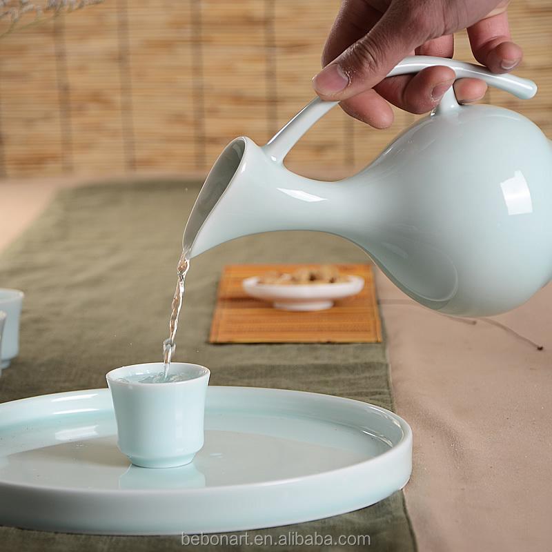 12pcs Jebena Similar To Ethiopian Coffee Pot Cup Set Ceramic Cawa