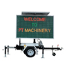 variable message signs traffic signs dip led display road speed limit sign display