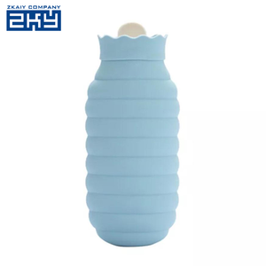 Food Grade 620ML Microwave Heating Mini Silicone Cold Hot Water Bag