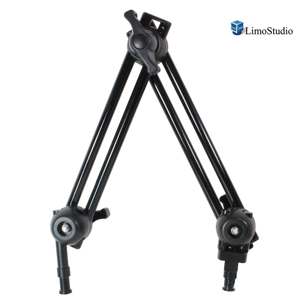 4 Pack Impact 3 Section Double Articulated Arm Without Bracket