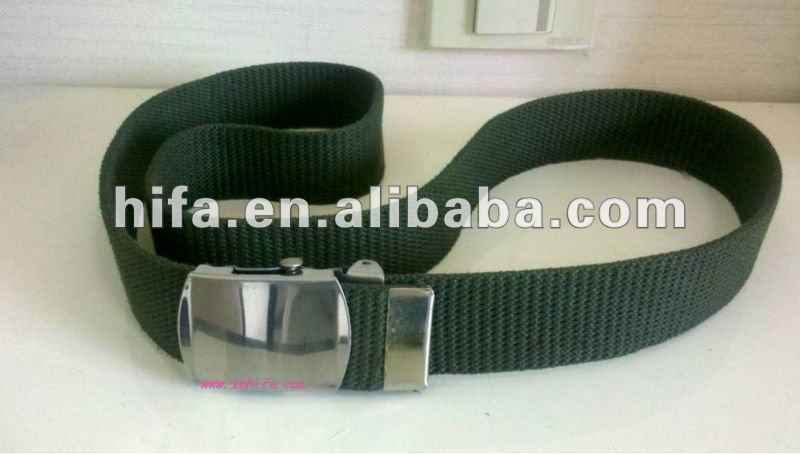 Tactical combat belt army military belt webing belt
