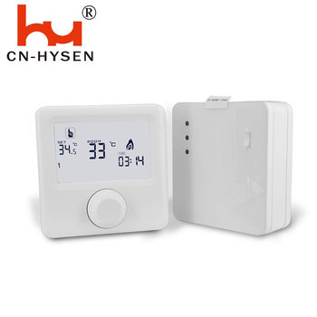 Hysen 433MHz RF Wireless Thermostat Digital Thermometer