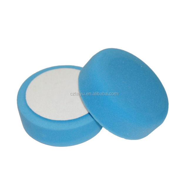 polishing and buffing foam sanding block kit for car