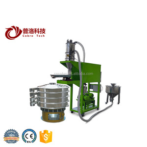 Light duty pneumatic air conveyor