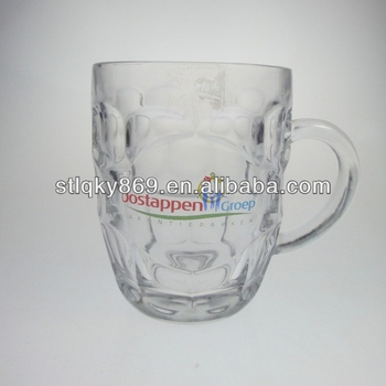 500ml beer glass cups soda lime glass personalized beer glasses