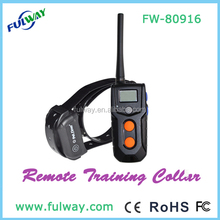 Remote dog training remote pet training shock collars