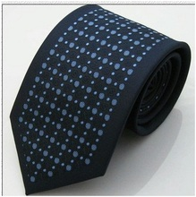 High qulity polyester silk jacquard tie, fashionable tie wholesale