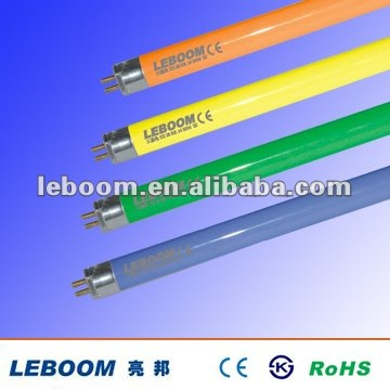 18W 36W 2 PIN G13 T8 color Fluorescent Lamp