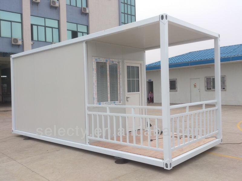 2015 mais recente prefabricate container para viver - Casas contenedores precios ...