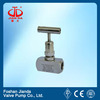 316L concrete pumping shut off valve with high quality