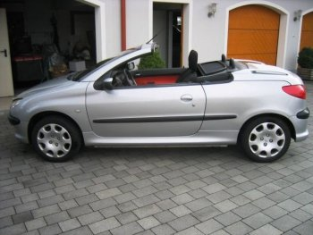 peugeot 206 coupe cabriolet auto buy auto product on. Black Bedroom Furniture Sets. Home Design Ideas