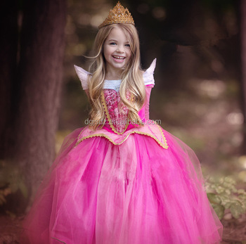 Children Formal Frock Design Gown Baby Wears One Piece Girls Party ...