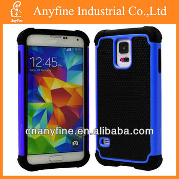 western cell phone cases for samsung galaxy s5 hybrid case