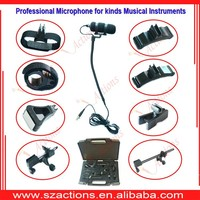 Professional Multifunctional Musical Instrument Microphone With 8 ...