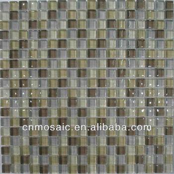Mm Beautiful Cheap Square Art Deco Bathroom Tilescrystal Glass - Art deco mosaic tile patterns
