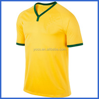 V-neck sport volleyball t shirt for men