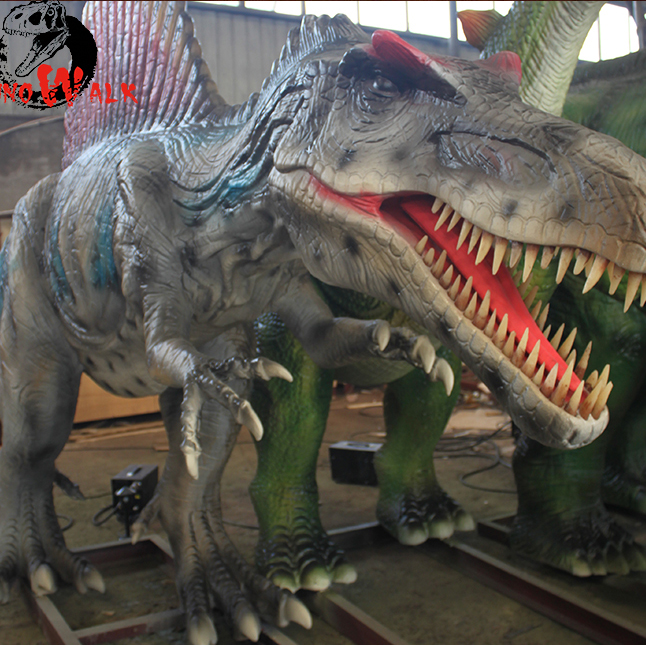 Dino0472 Indoor Shopping Mall Animatronic Dinosaur Decoration Equipment