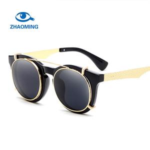 97e52e65cd3 Steampunk Flip Up Sunglasses