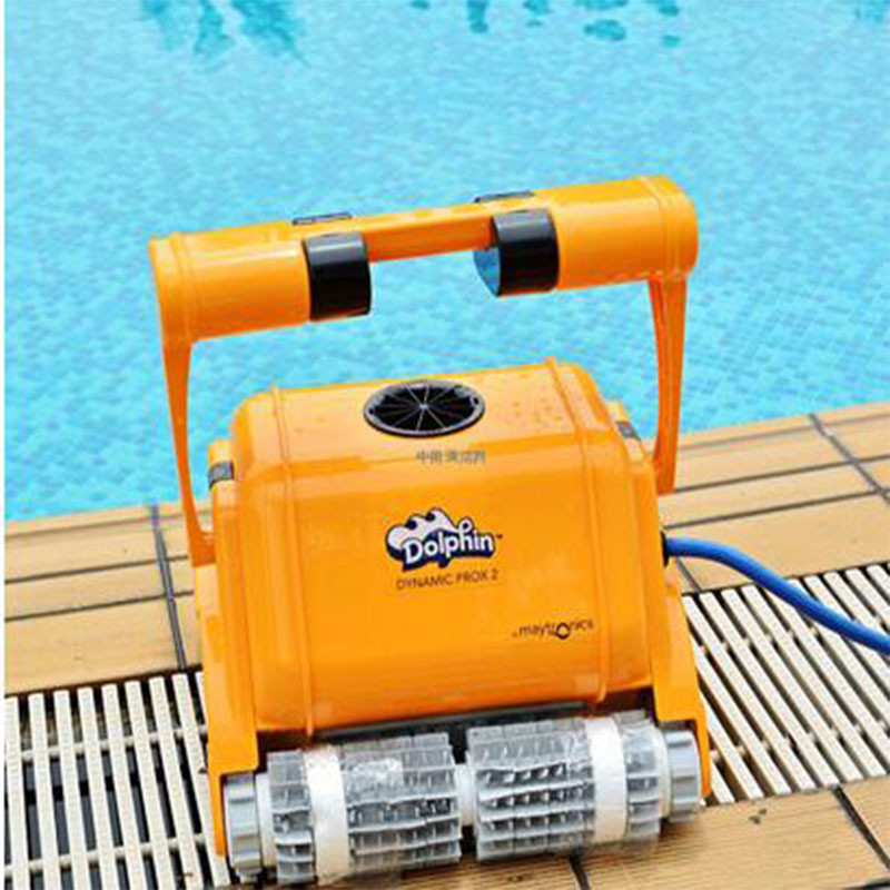 Dolphin Automatic Swimming Pool Cleaning Equipment
