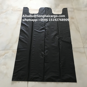 Industrial Garbage Bags Wave Top Clean up Trash Bags 55 gallon 2.0 Mil