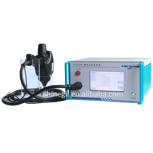 Antistatic Test for Electronic Devices Fully Meet Standard IEC 61000-4-2