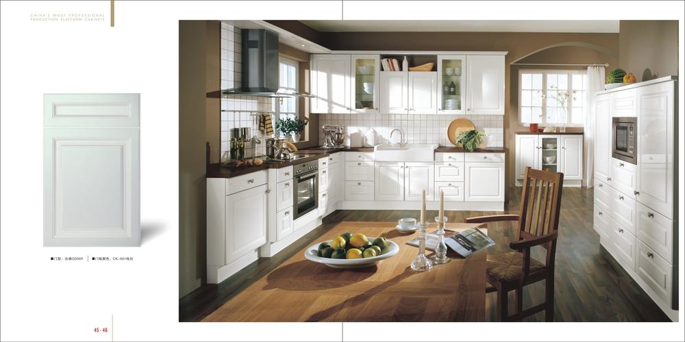 Simple Design Open Style Kitchen Cabinets Modern Kitchen Cabients