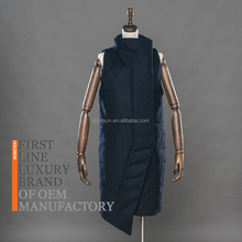 Vest For Winter Coat Women New 2018 Duck Down Filling European Italian Style