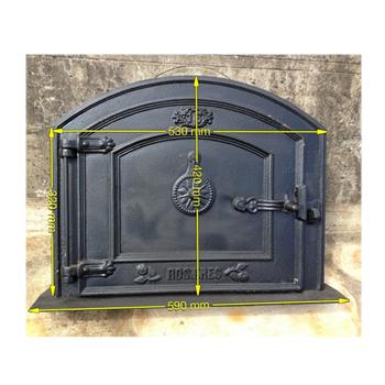 high quality cast iron fireplace door rh alibaba com cast iron fireplace cleanout door cast iron fireplace glass doors