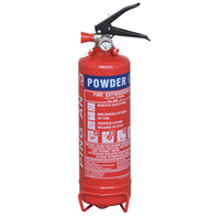 ABC Dry chemical powder 3kg 20% Fire Extinguisher