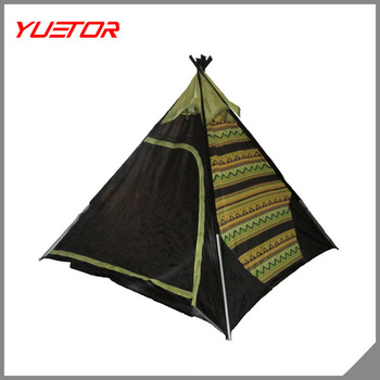 more photos 3c980 0553f American Indian Teepee Tent,Korean Pyramid Style Camping Tent,Yuetor Brand  Teepee Tent Factory Direct Sale - Buy American Indian Teepee Tent,Pyramid  ...