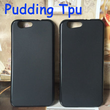 Matte Pudding TPU case for Allview P9 energy lite 5 colors