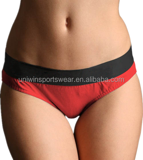 Newest style Black Brief Female Orthopedic Underwear