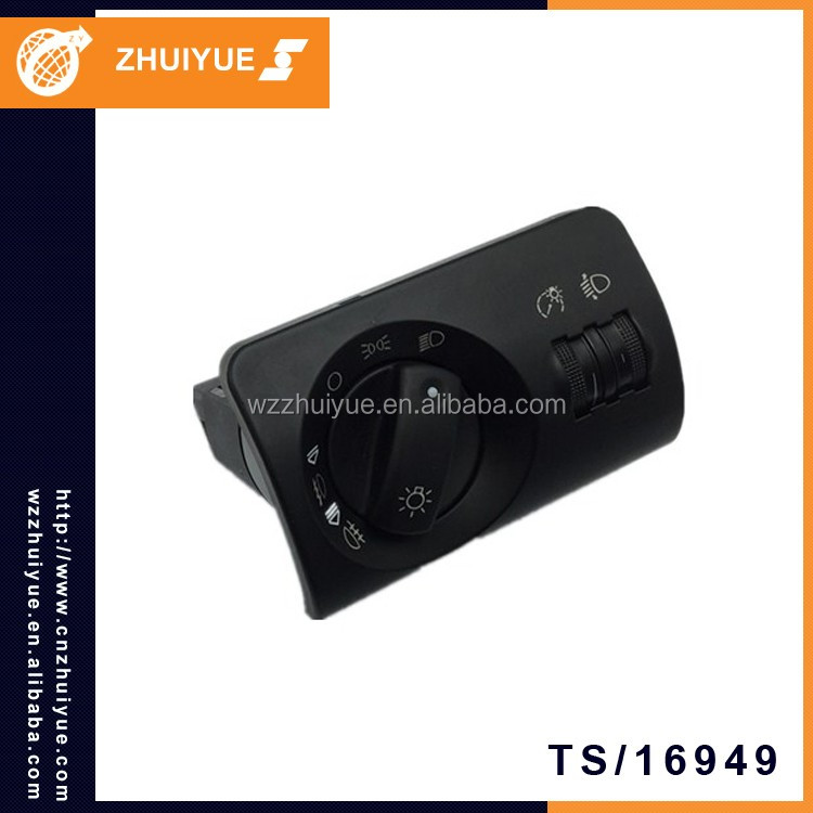 ZHUIYUE Wholesale Products 8E0 941 531B Automobile Headlight Switch For A4/B6