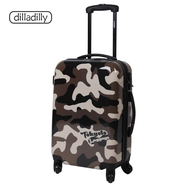 Aluminum Trolley Lightweight Abs/Pc Cabin Size Zipper Luggage suitcase