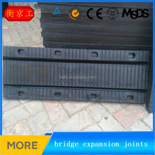 2017 bridge rubber expansion joints exported to Singapore