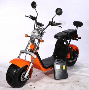 1500W fat tires citycoco electric scooter with EEC certificate