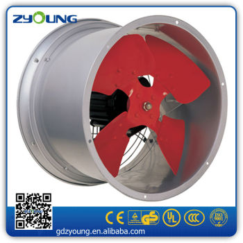 Axial Industrial Ventilation Fan/exhaust Fan/boiler Blower ...