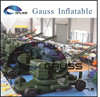 inflatable military tank/inflatable military decoying/inflatable military misleading