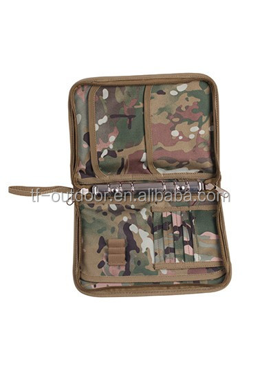 Alibaba Factory Price Military Map Holder Utility Multifunction Pouch