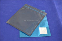 biodegradable ldpe plastic zipper bag for food packaging