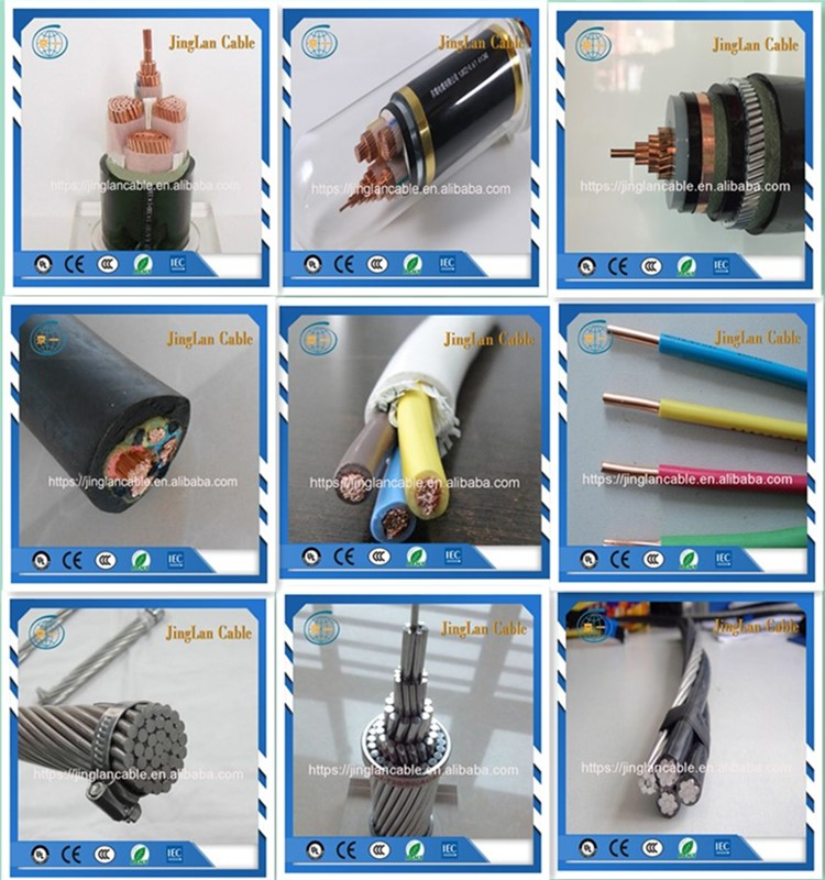 8.7/15 KV power cable 3 core x 95 sq mm 185 sq mm 240 sq mm armoured copper electrical power cable