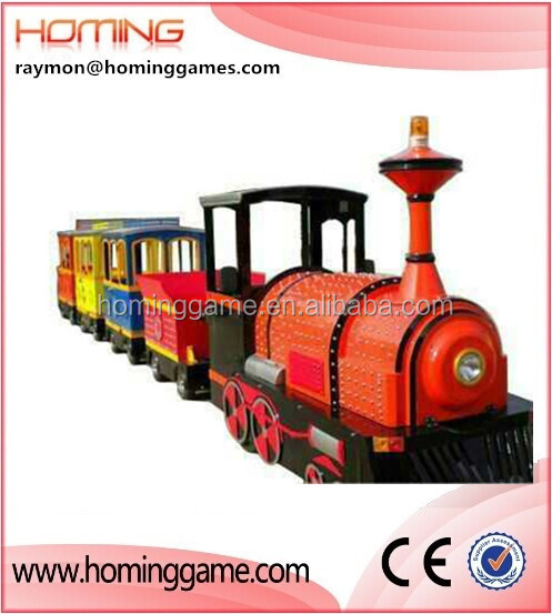Trackless electric train - fashion design and good price electric trackless train for sale