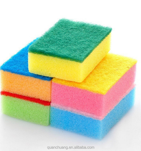Hot new cleaning products, high water absorbent kitchen / wash bath foam, melamine sponge